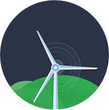 5 types of clean energy: wind