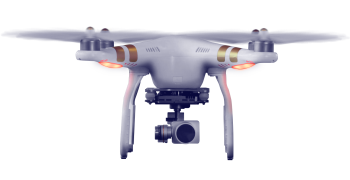 drones reporting for work