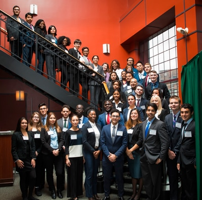 Goldman Sachs | Careers Blog - Local College Students Participate in
