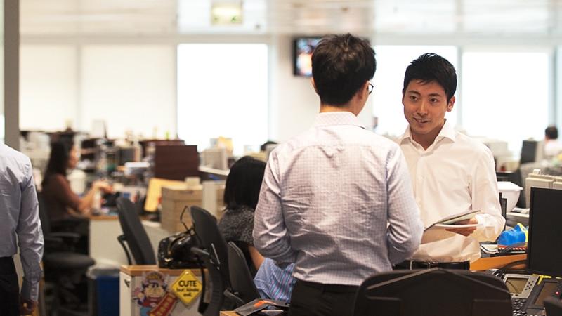 Goldman Sachs | Our People - Takayuki