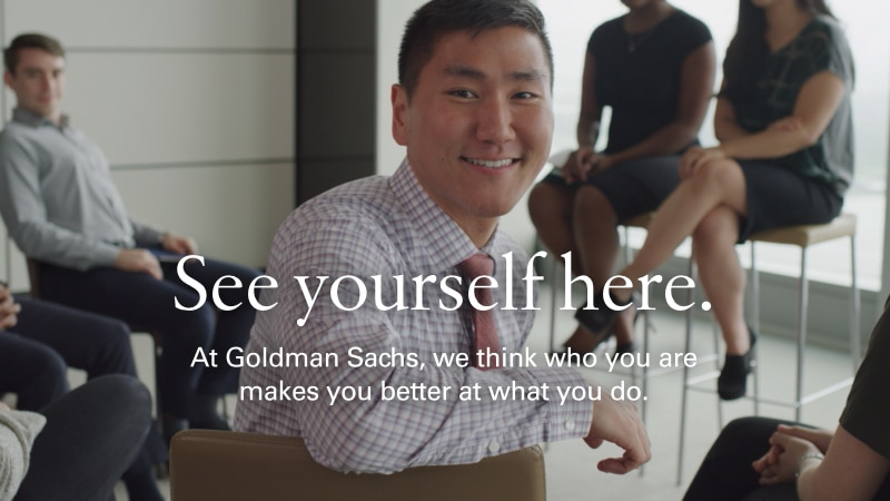 Goldman Sachs Careers