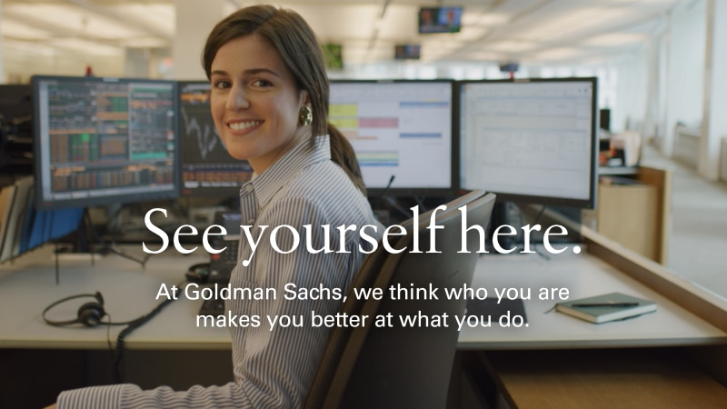 Goldman Sachs | Careers
