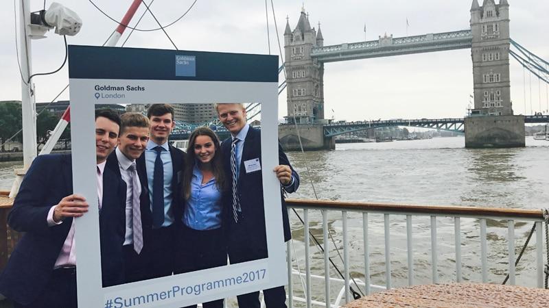 Goldman Sachs | Student Programs - Summer Analyst Internship