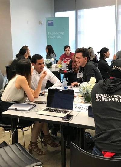 Goldman Sachs | Student Programs - Engineering Essentials
