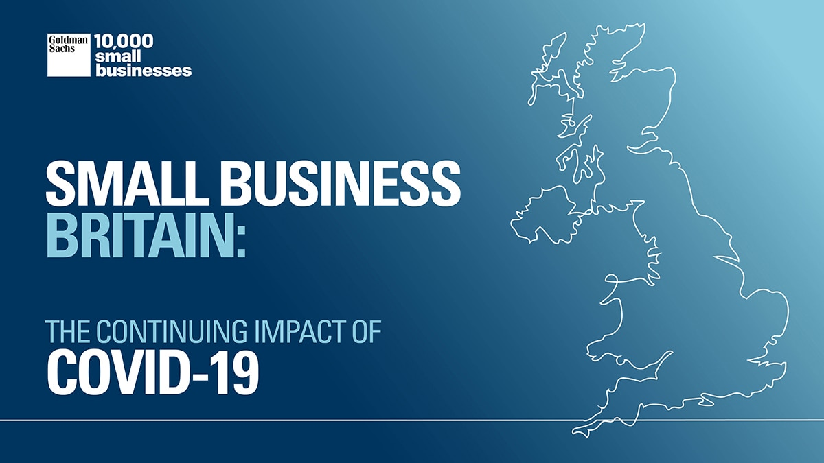 Small Business Britain: The Continuing Impact of COVID-19