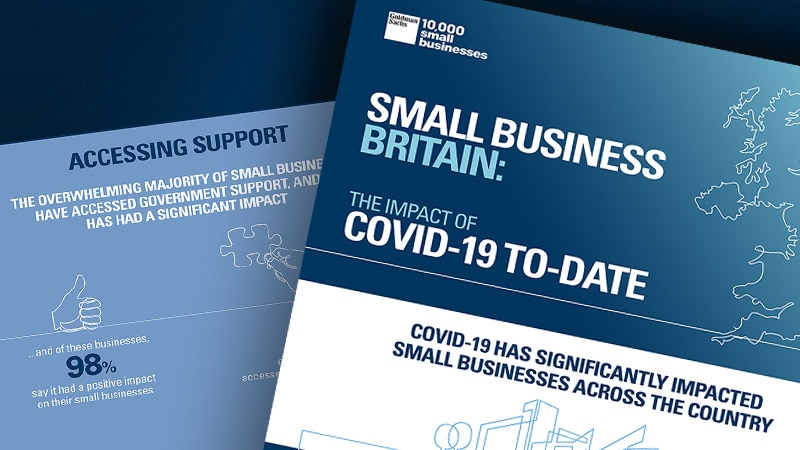 Small Business Britain: The Impact of COVID-19 To-Date
