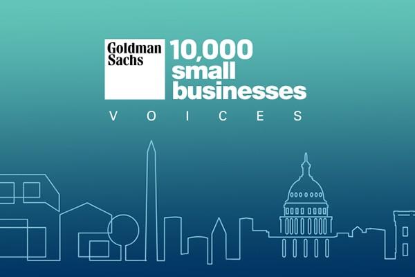 Goldman Sachs 10 000 Small Businesses