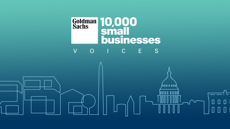 <i>10,000 Small Businesses Voices</i>