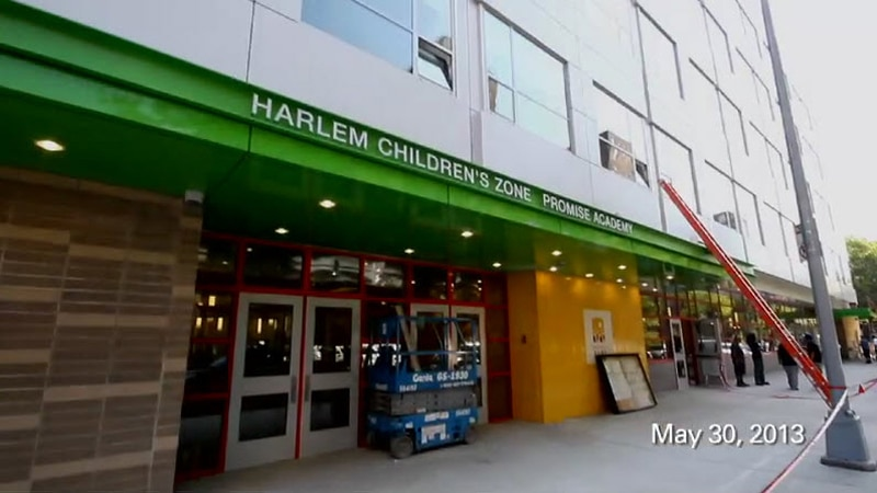 An analysis of the harlem childrens zone