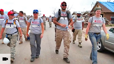 Supporting Team Rubicon