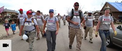 Goldman Sachs Gives Supports Team Rubicon