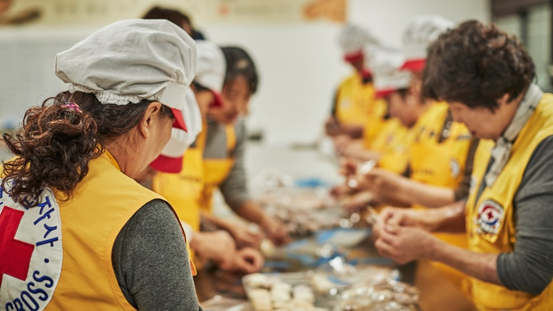 <i>Goldman Sachs Gives</i> Helps Provide Bread to Underserved Children in South Korea