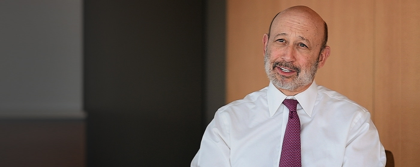 Lloyd C. Blankfein on the Market Environment
