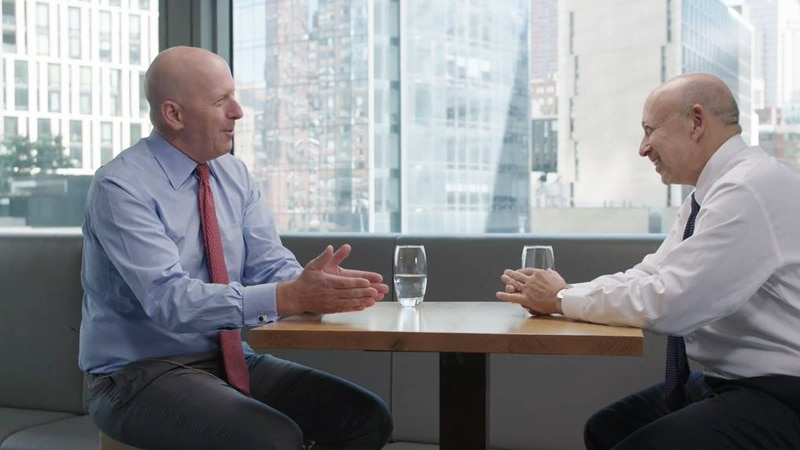 <i>Catch-Up With David</i> : Lloyd Blankfein