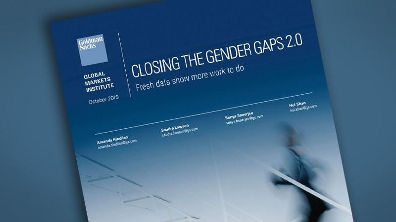 Closing the Gender Gaps 2.0: Fresh Data Show More Work to Do