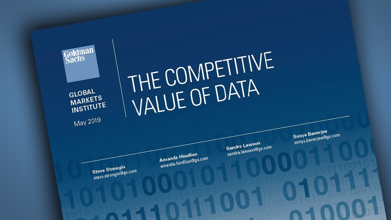 The Competitive Value of Data