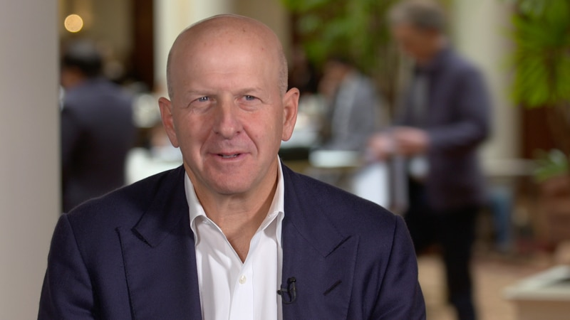 David Solomon on the Technology Landscape