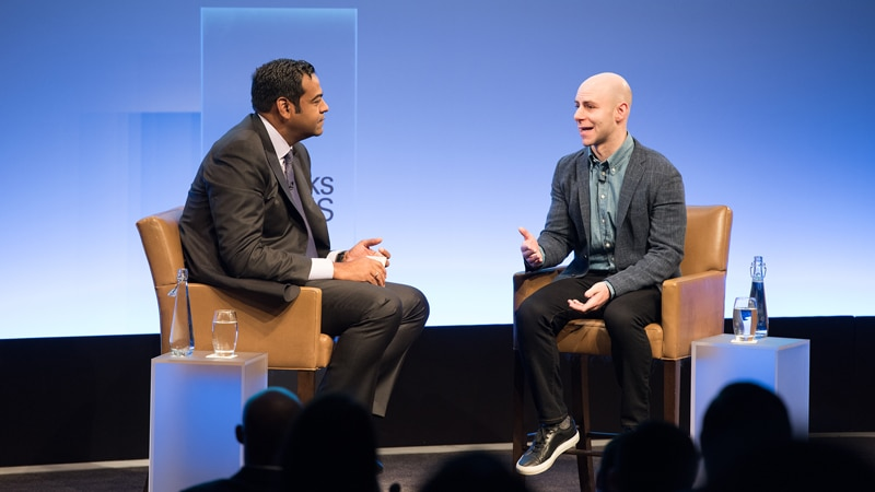 Adam Grant: The Psychology of Resilience