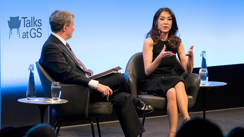 Talks at GS: Amy Chua: Political Tribalism and American Foreign Policy