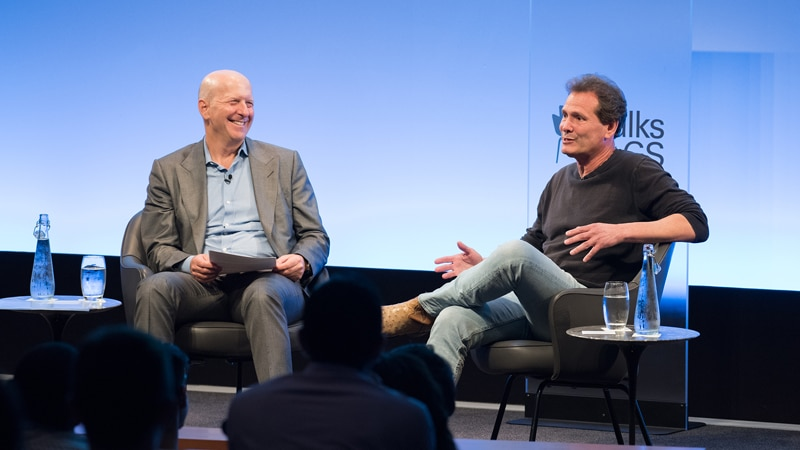 Talks at GS: Dan Schulman - The Democratization of Finance