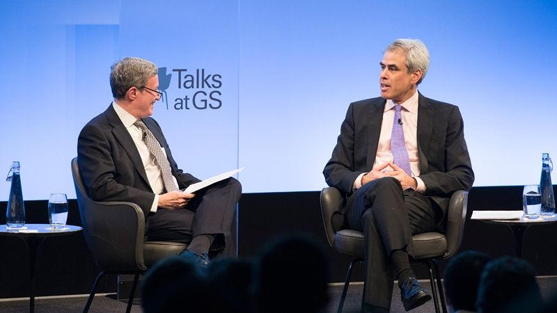 Talks at GS: The Psychology of Partisanship & Ethical Leadership