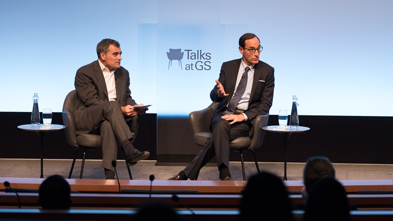 Josh Sapan: TV, Tech and the Consumer