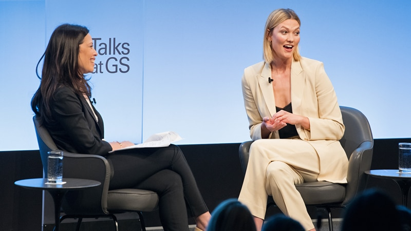 Karlie Kloss, Model and Founder of Kode With Klossy