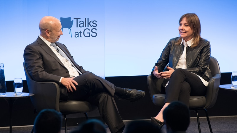 Mary Barra on Driving Into the Future