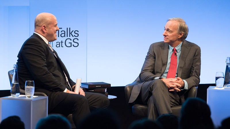 Talks at GS: Ray Dalio - Principles for Success
