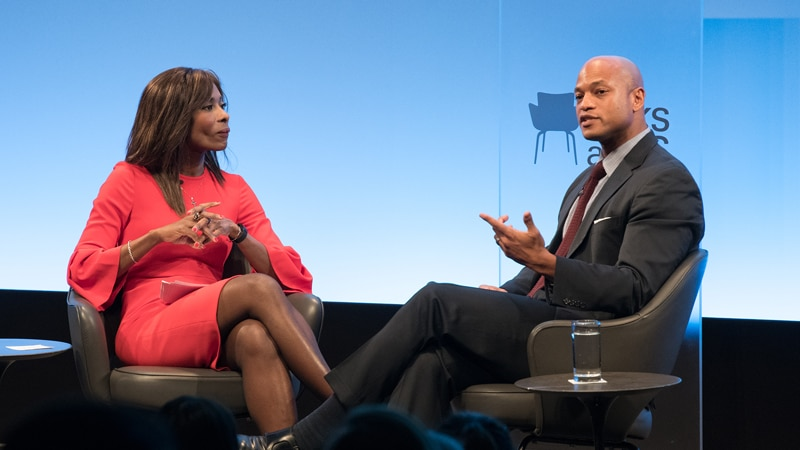 Wes Moore, CEO of Robin Hood