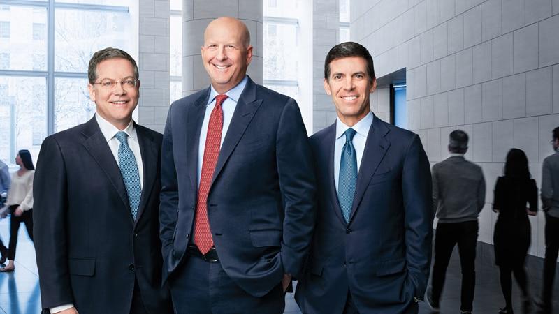 Goldman Sachs 2018 Annual Report