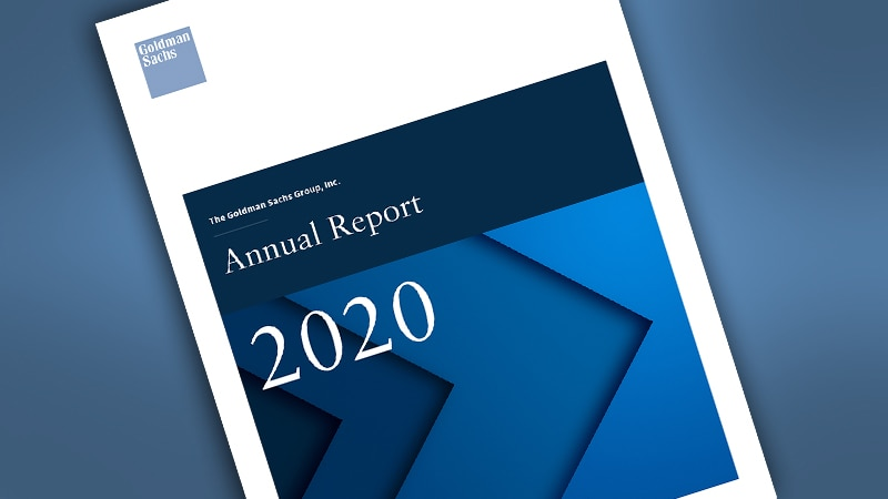 Goldman Sachs 2020 Annual Report - Letter to Shareholders