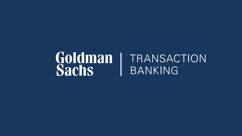 Goldman Sachs Transaction Banking